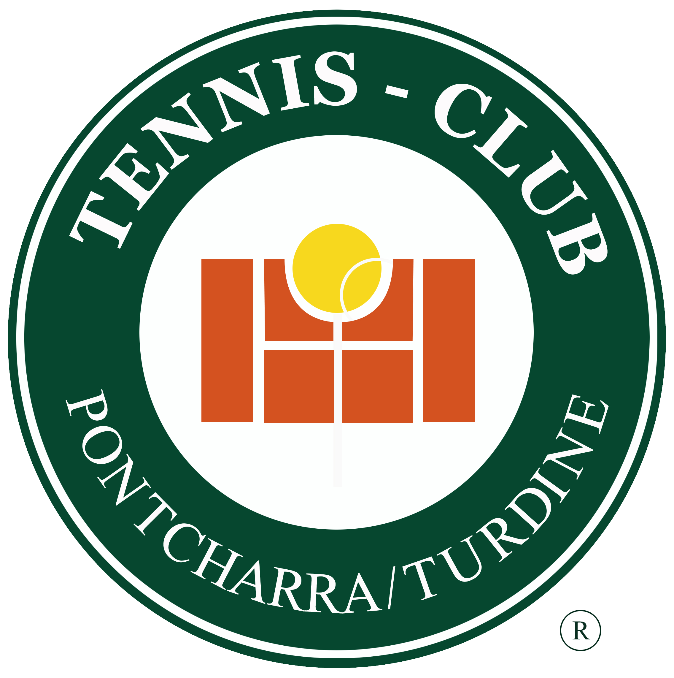 Logo TENNIS CLUB DE PONTCHARRA